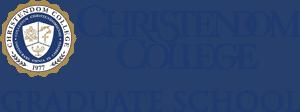 Christendom Graduate School